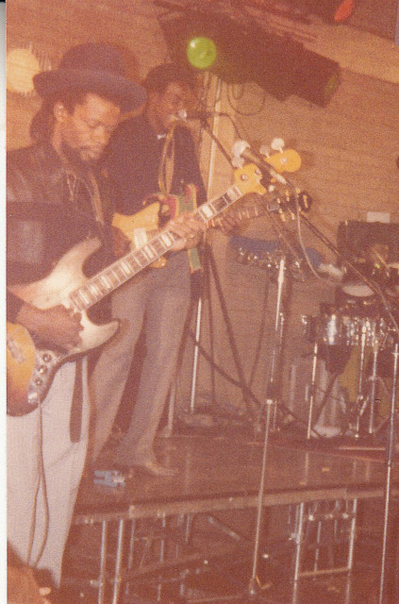 Rough Cutt Band (G.I.'s band)