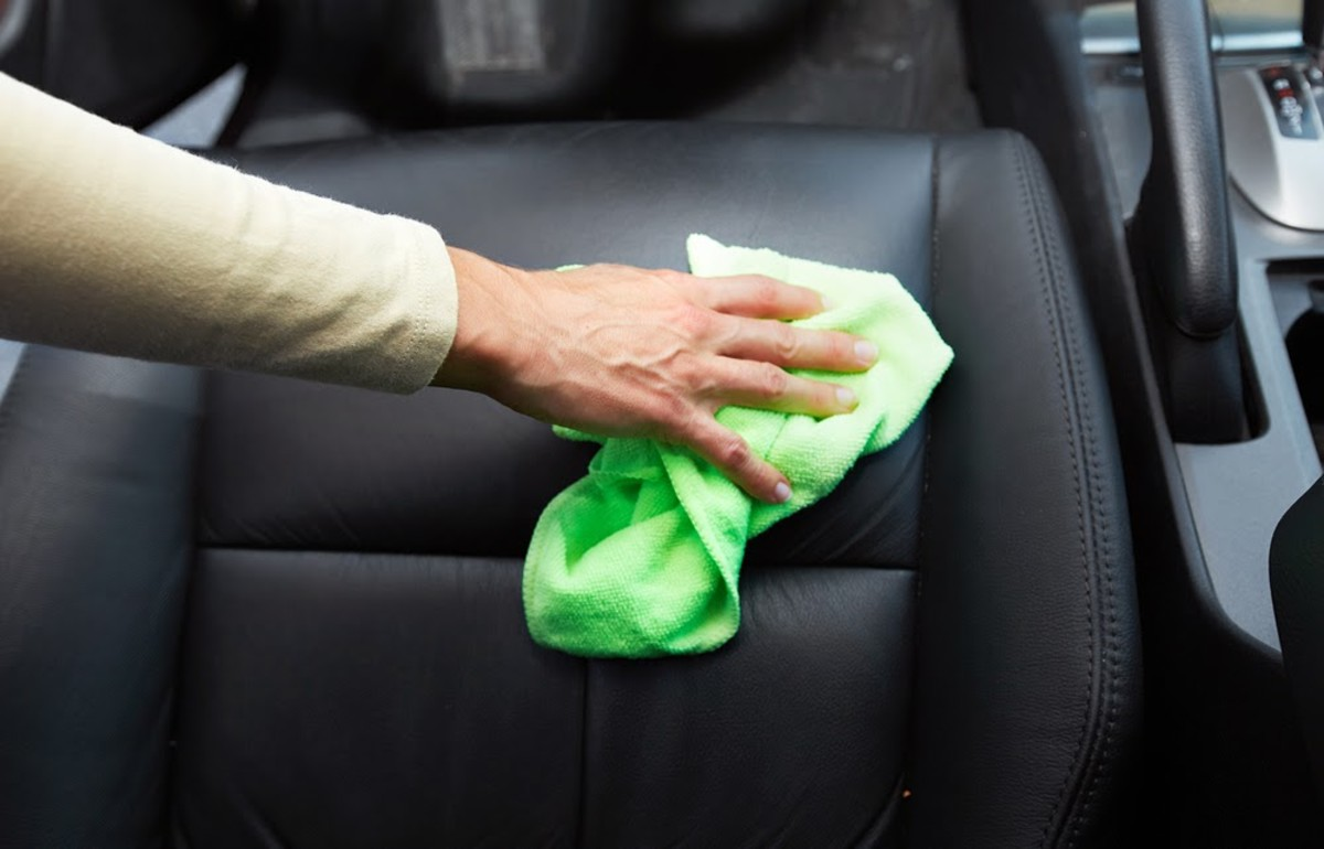 How to Clean Car Seats Stains Effectively