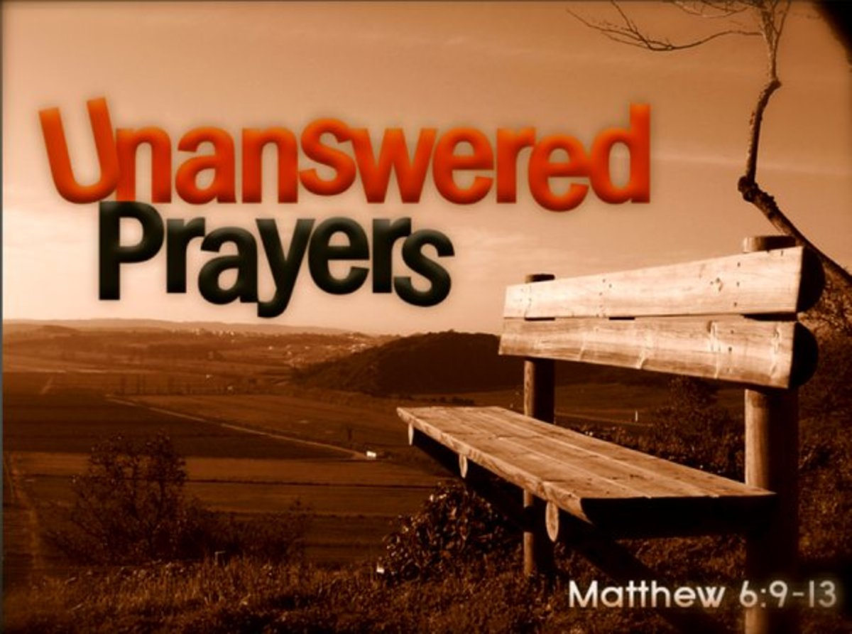 Bombarding heaven does not produce answered prayer