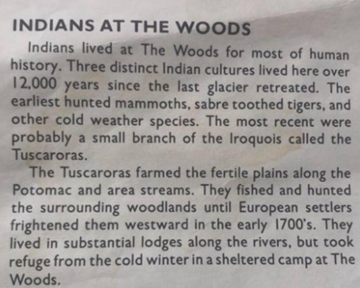 Tuscarora history