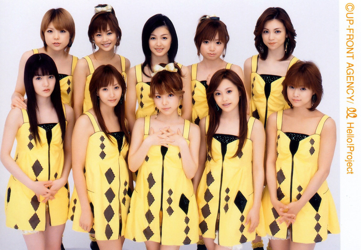 What Led to the Rise & Success of Japanese Pop Music Group Morning Musume 19?