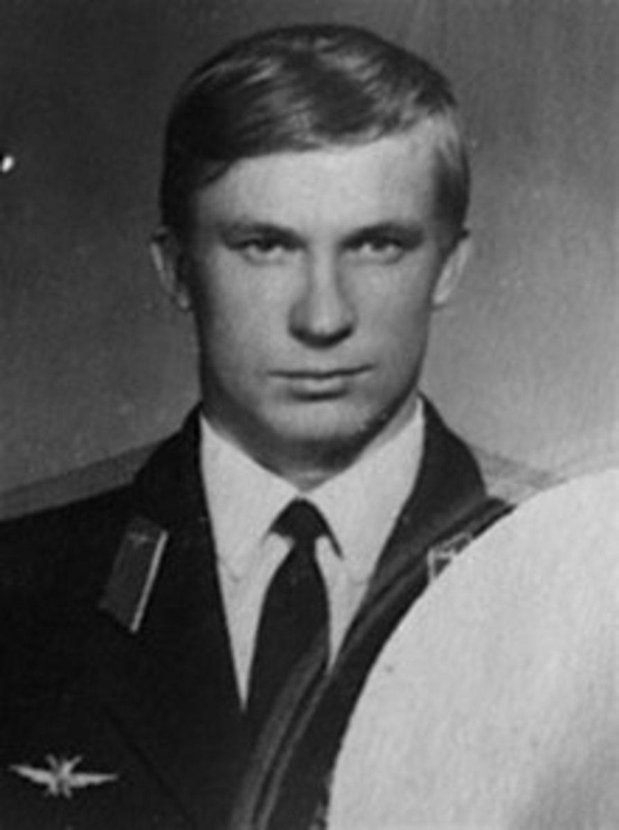 Soviet pilot Victor Ivanovich Belenko.