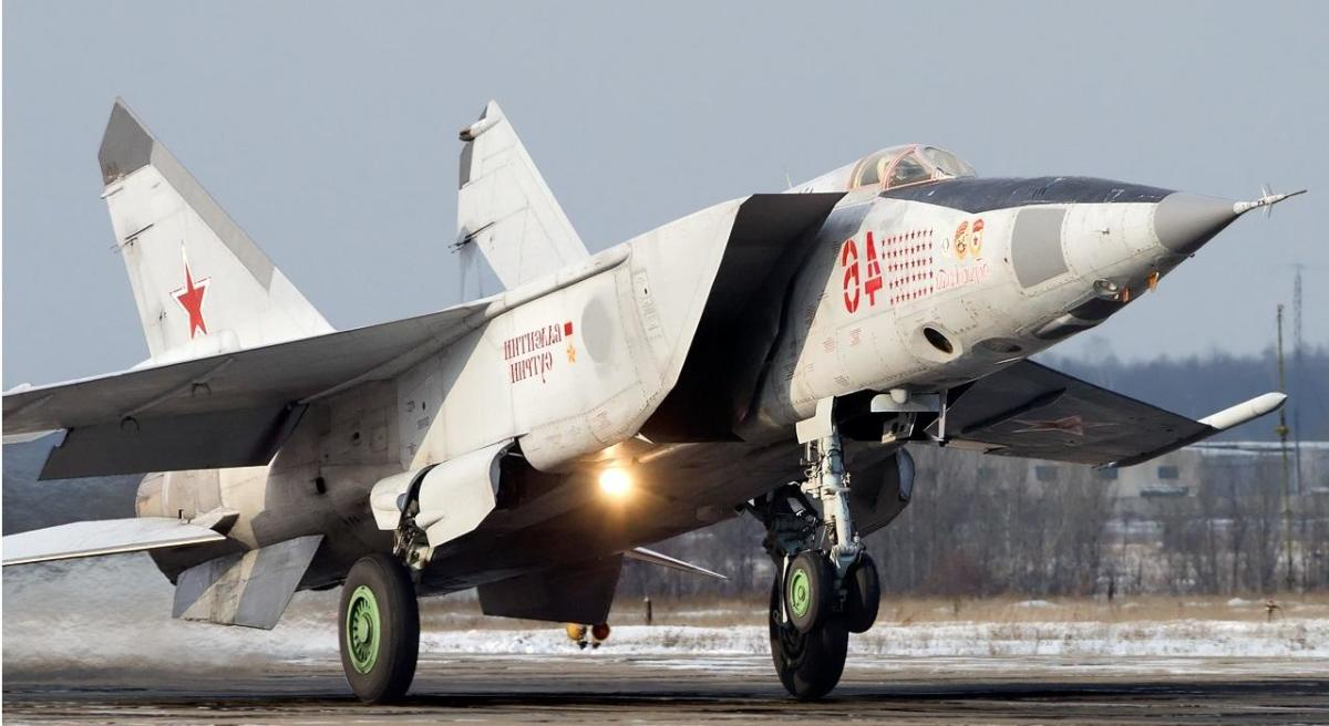 How the MIG-25 Fooled the West