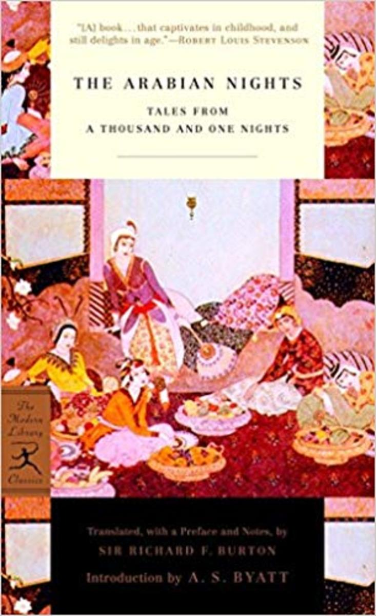 the-arabian-nights-a-literary-analysis