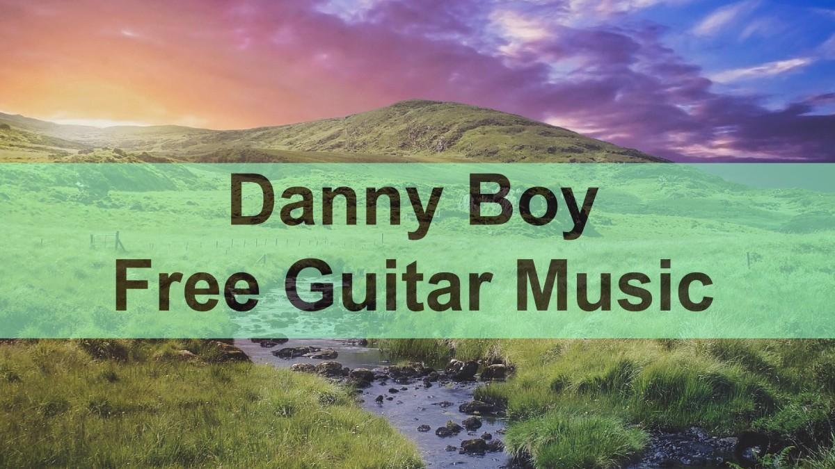Danny Boy Free Guitar Music Pdf