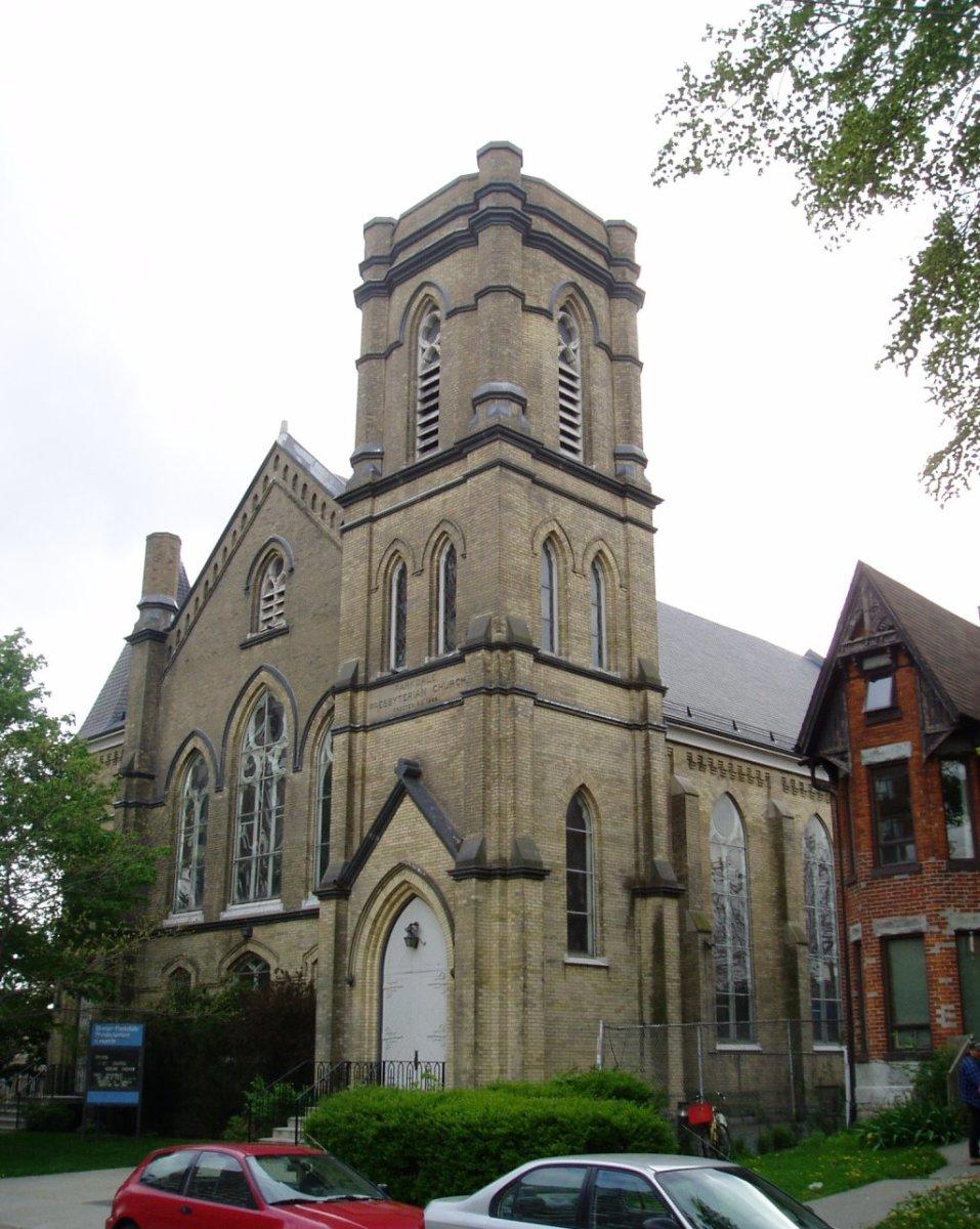 Bonar-Parkdale Presbyterian Church in Toronto