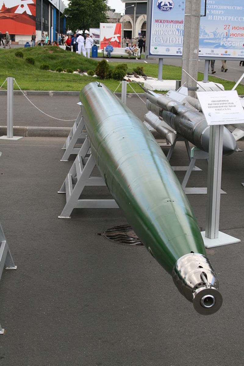 Top 9 Fastest Torpedoes in the World