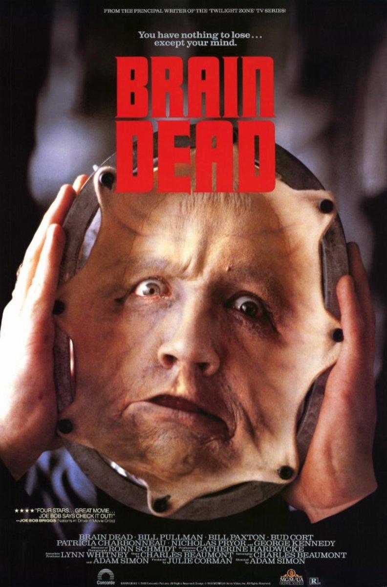 Brain Dead (1990) Movie Review