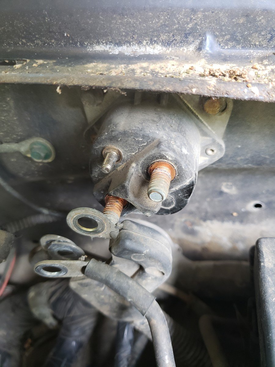 How To Replace 1994 Ford Ranger Solenoid