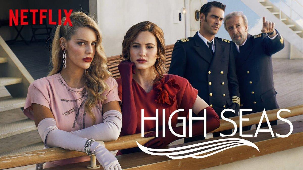 Netflix Movie Review: 'High Seas'