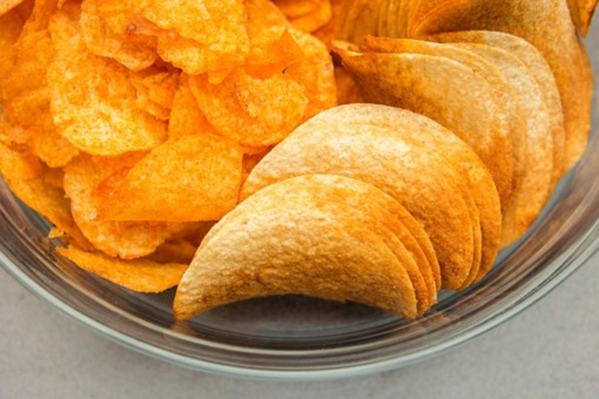 Potato chips are a way of adding value to your potatoes