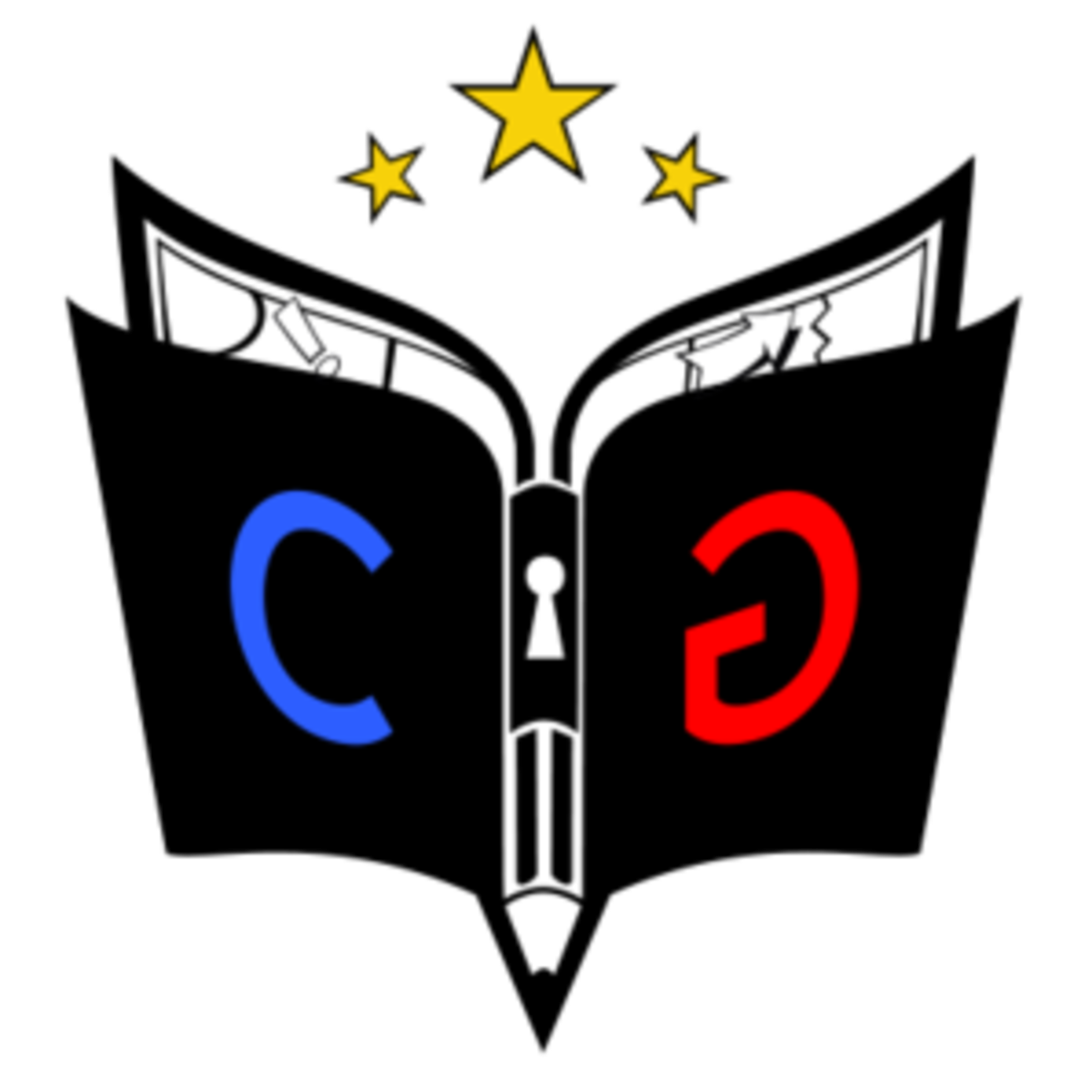 Comicgate logo after EVS trademarked the term.