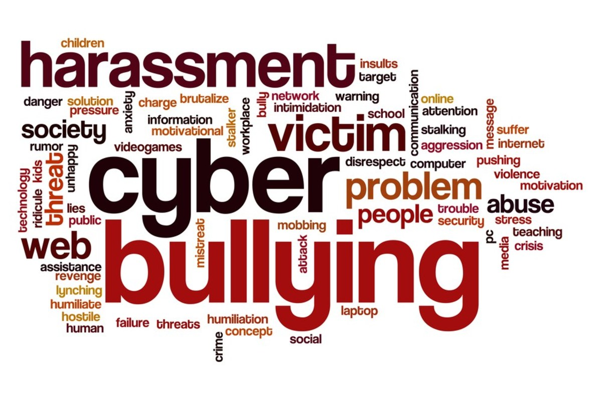 How I Dealt With Bullying?
