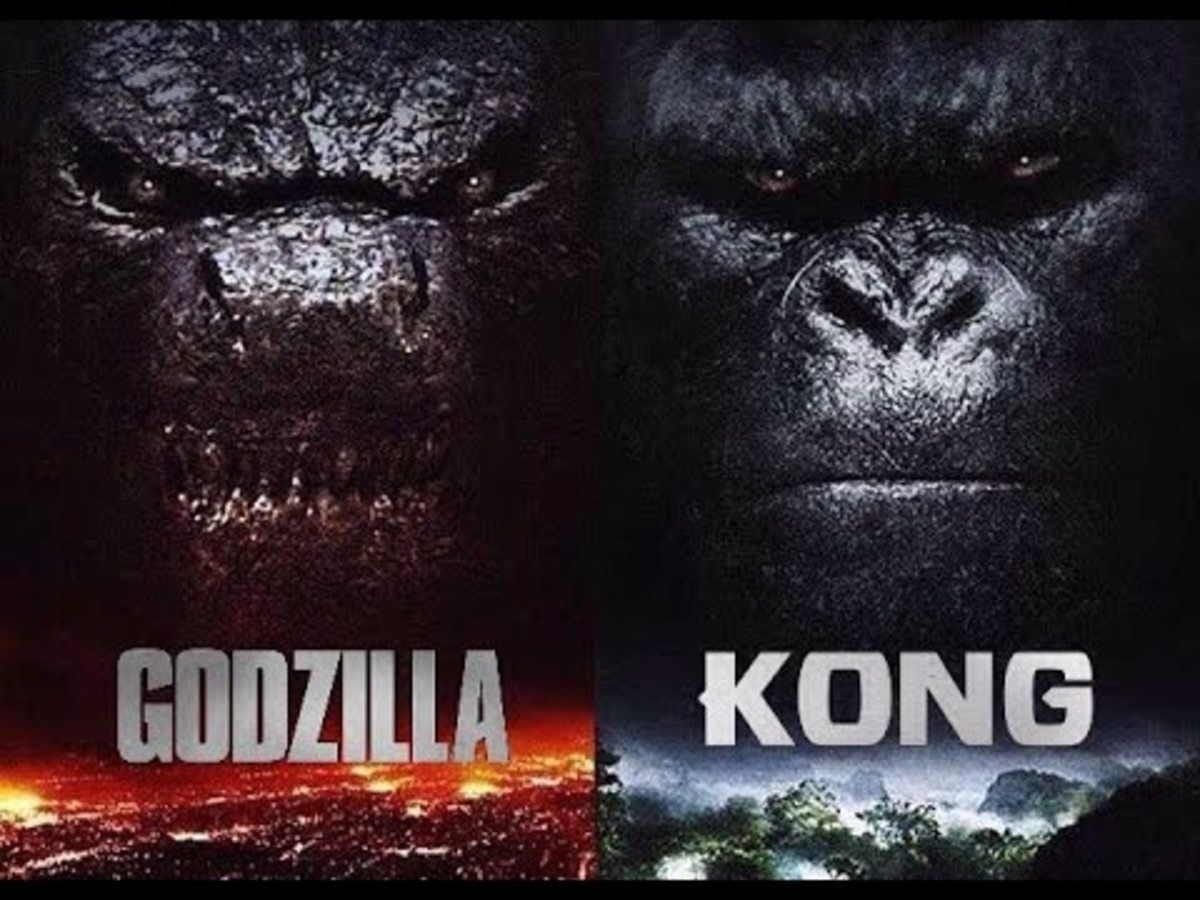 5 Things I Want to See in Godzilla Vs Kong (but Probably Won't).