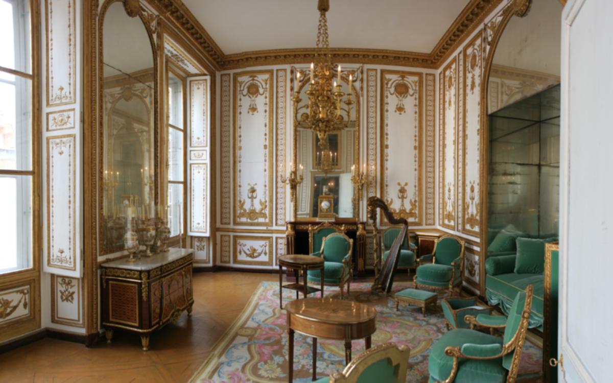 Cabinet doré of Marie-Antoinette, Palace of Versailles