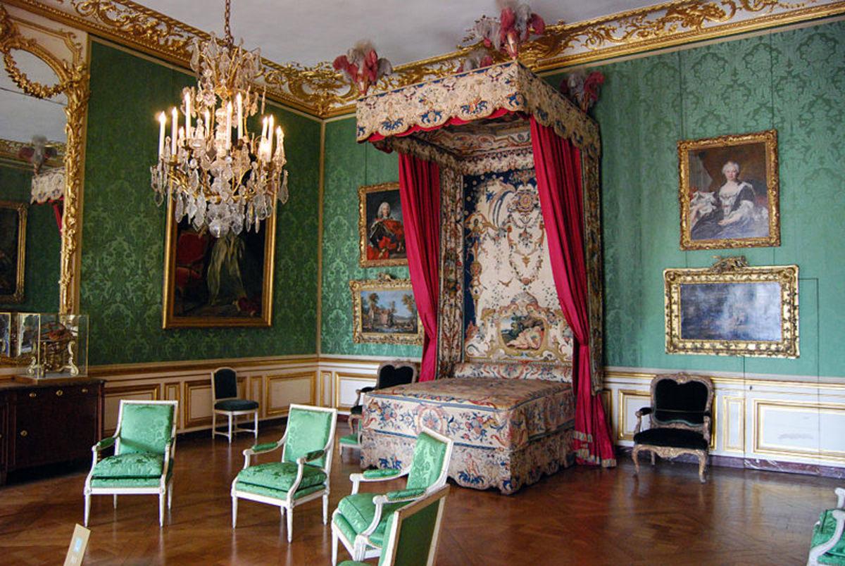 Chambre du Dauphin, Château de Versailles