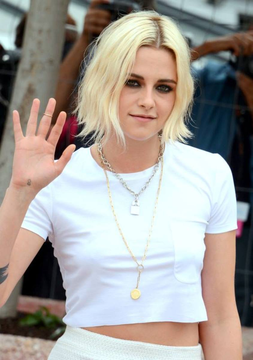 You'll never see Kristen Stewart wearing a pair of mouse ears.