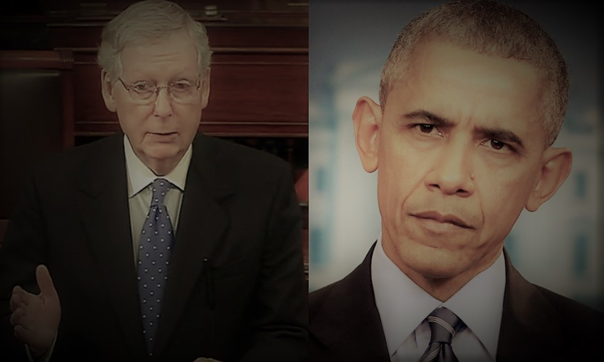 McConnell- Obama