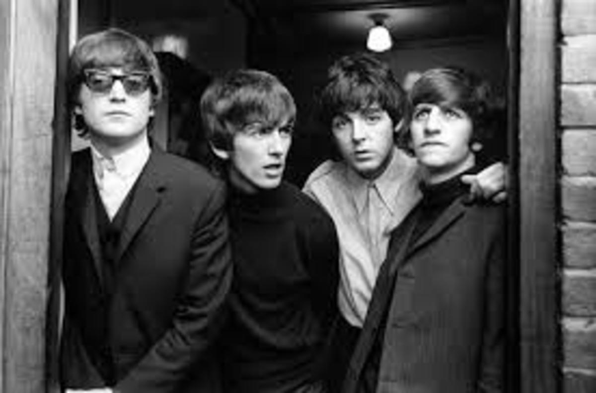 Rock's Iconic Band- The Beatles