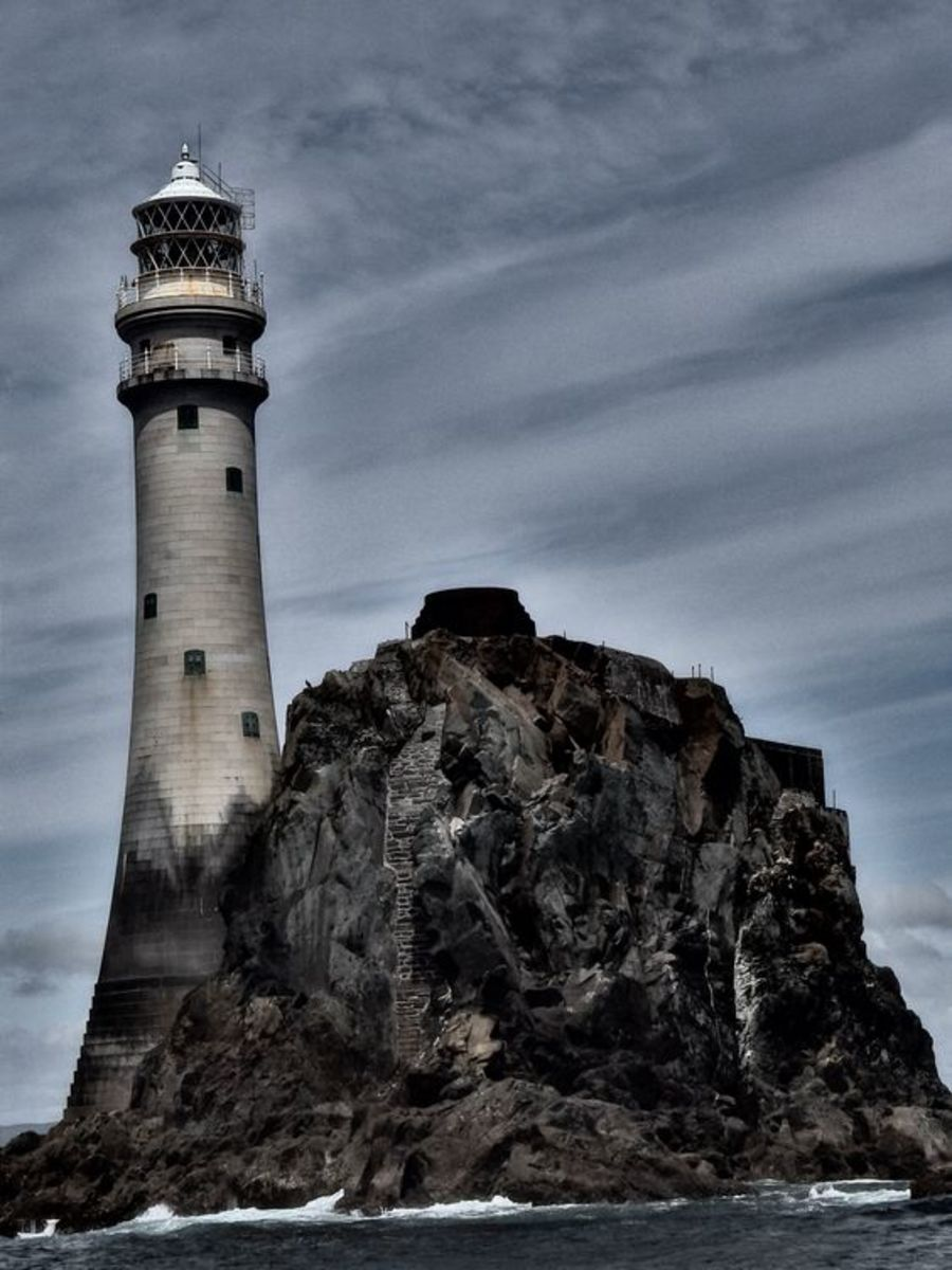 Fastnet Rock - Ireland's Teardrop