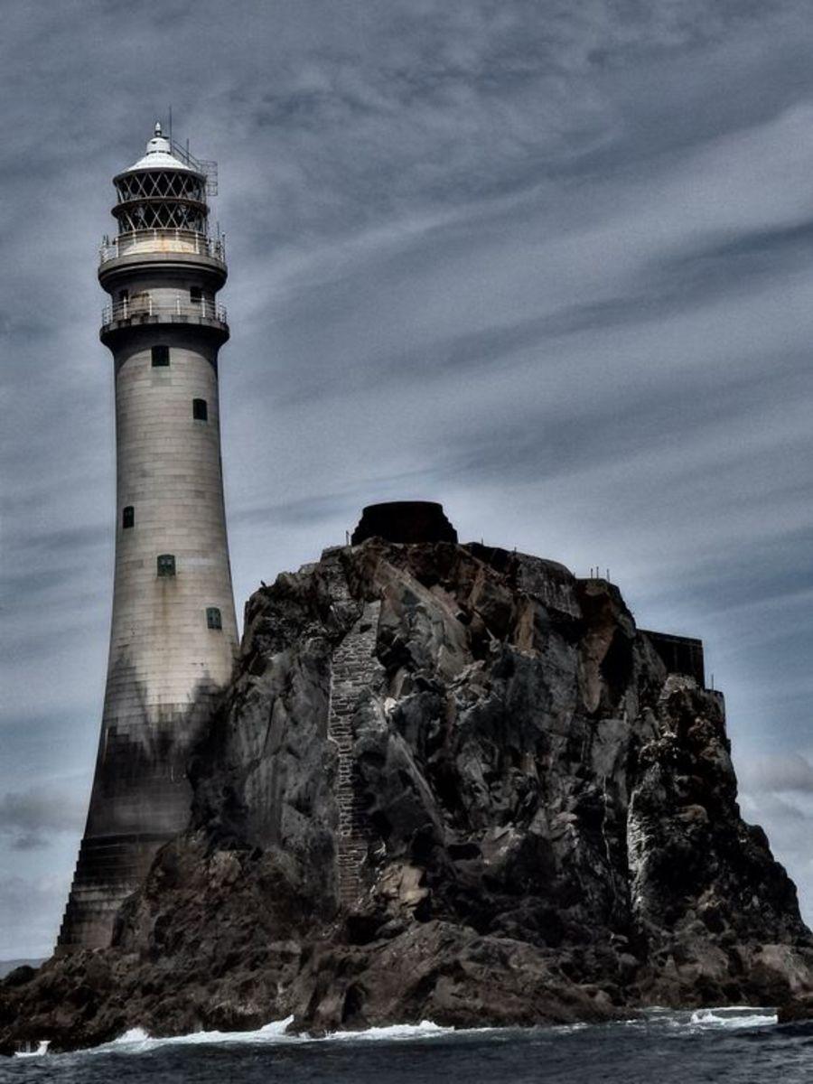 Fastnet Rock - Ireland's Teardrop