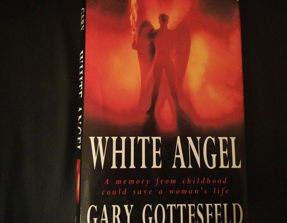 White Angel by Gary Gottesfeld
