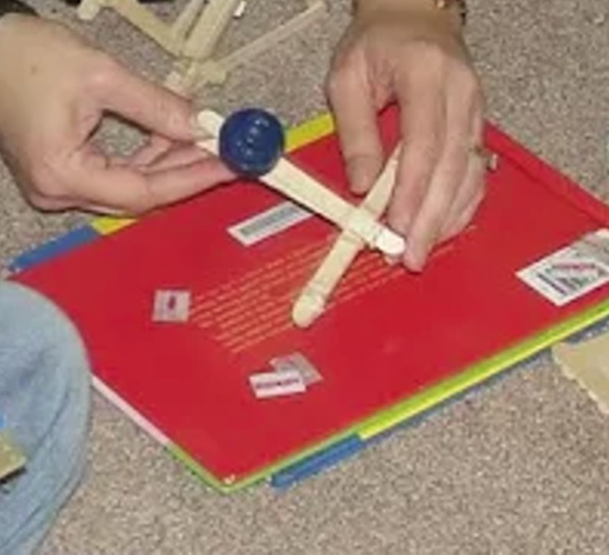 Popsicle Stick Catapults