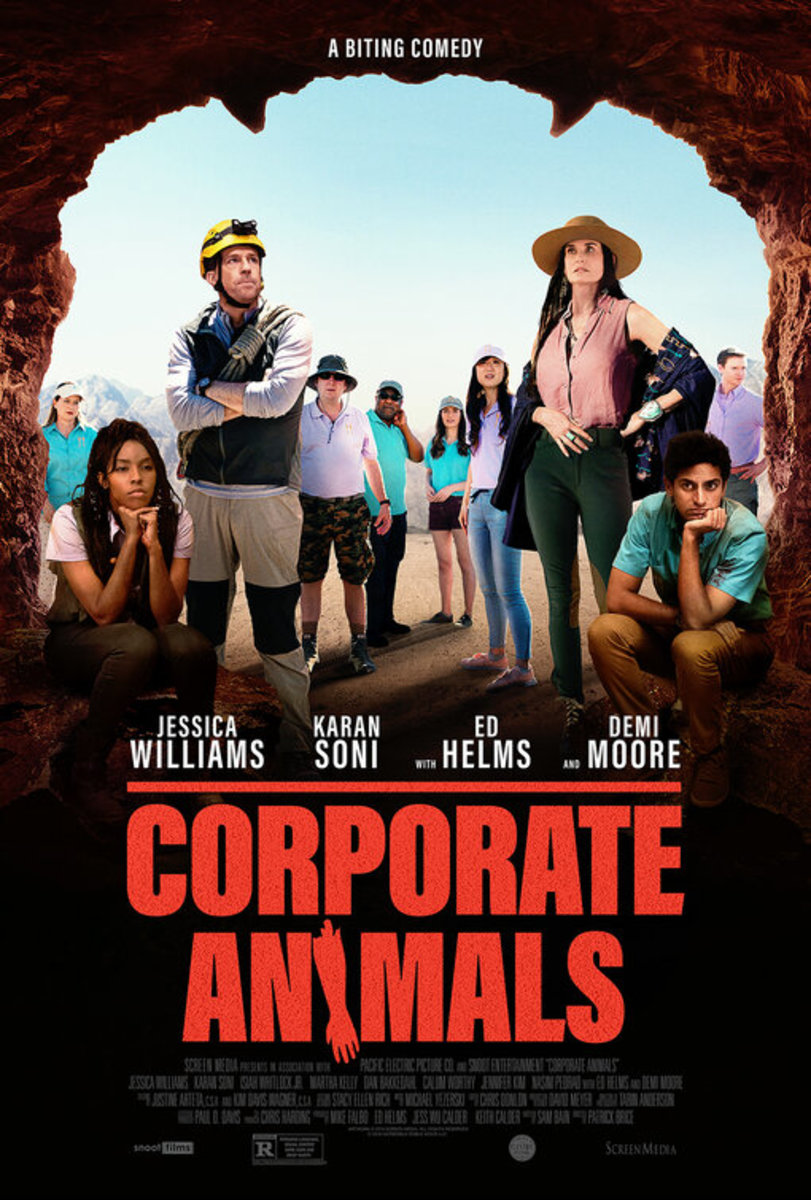 Corporate Animals (2019) Movie Review