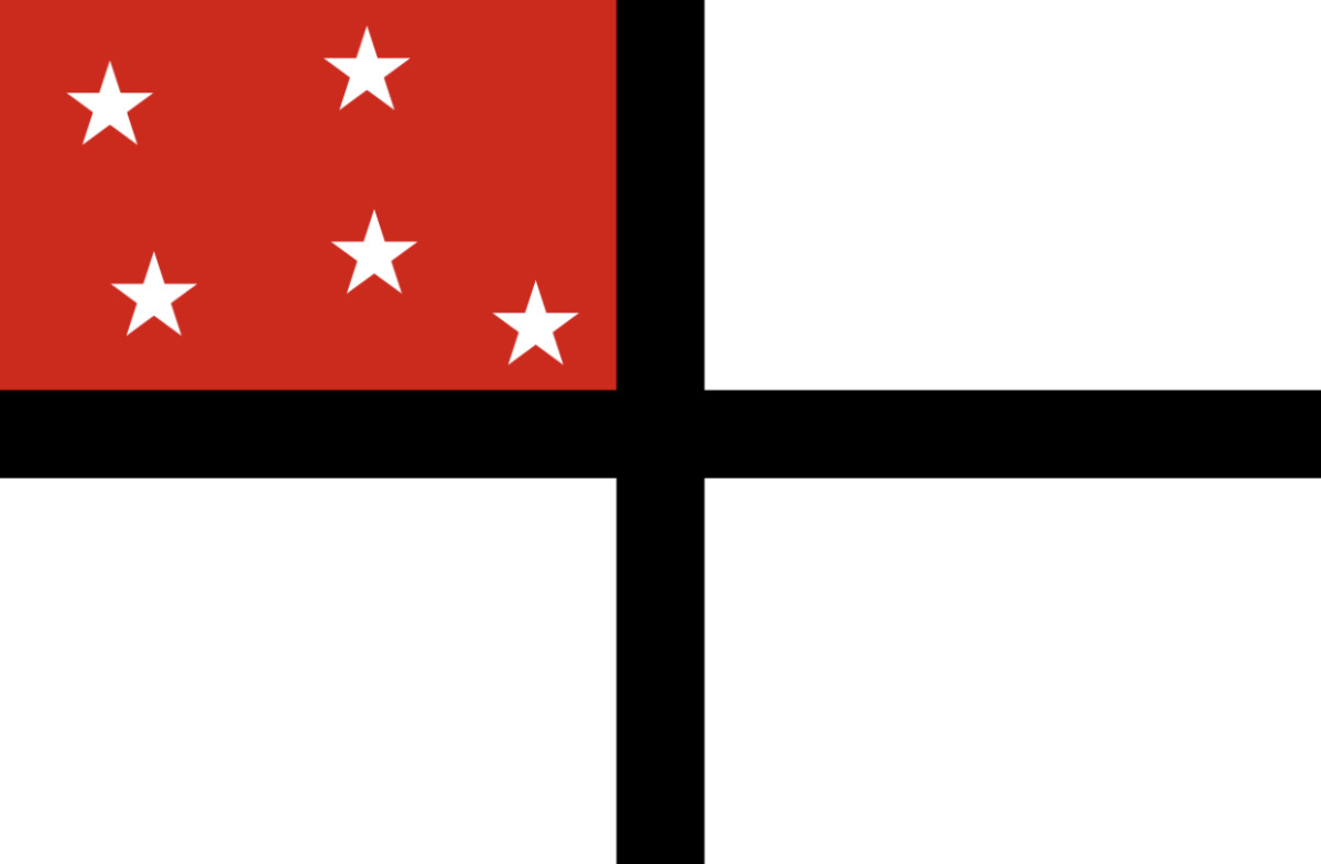 German East Africa Company Flag