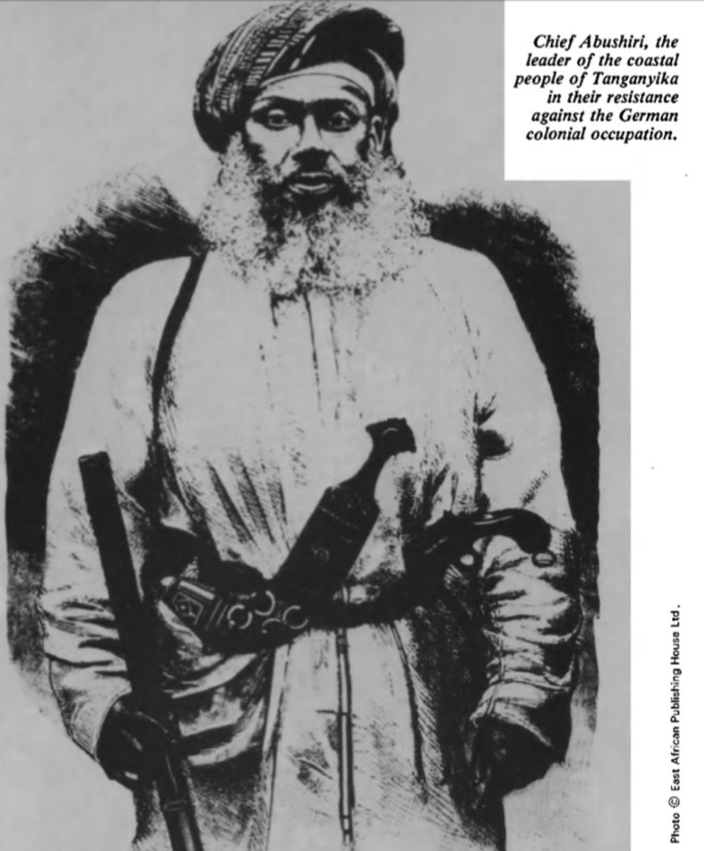 Chief Abushiri
