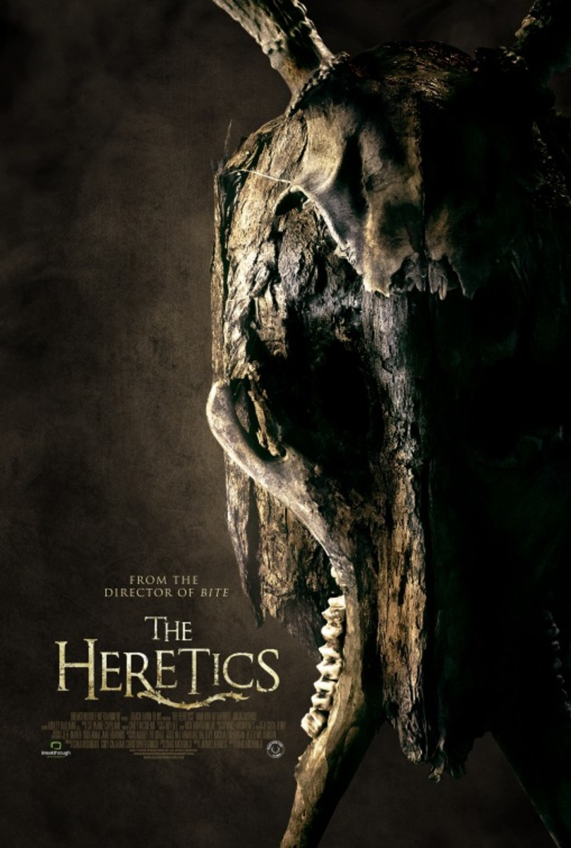 The Heretics (2017) Movie Review