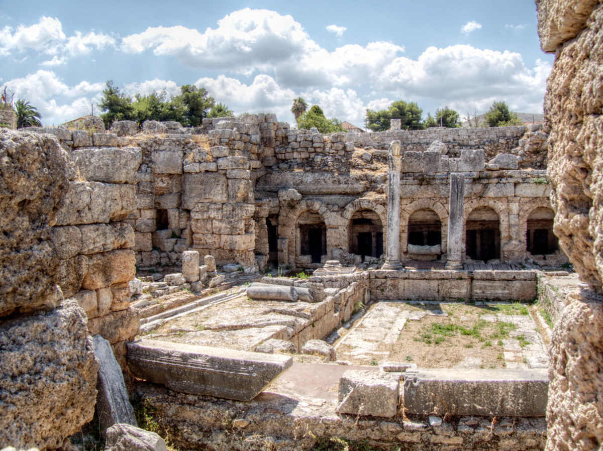 Roman Corinth
