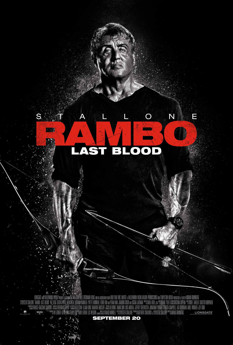 And Yes, There Will Be Blood (Some of It Rambo's)
