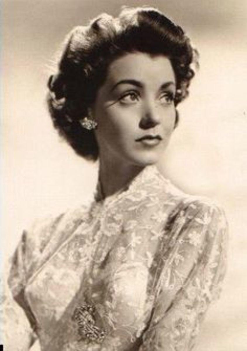 Vintage Photos of 1940s American Actors & Actresses
