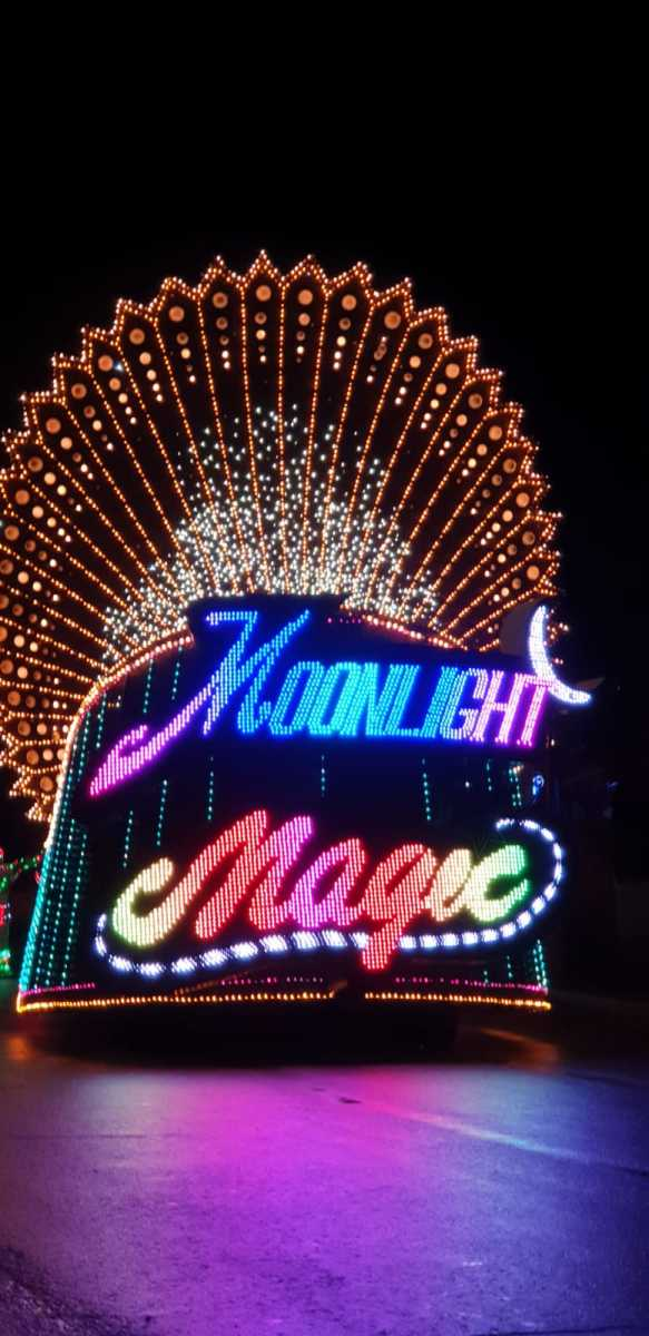 Moonlight Parade - check their website for latest show timings in winter https://www.everland.com/web/multi/english/everland/everland_guide/schedule/show.html