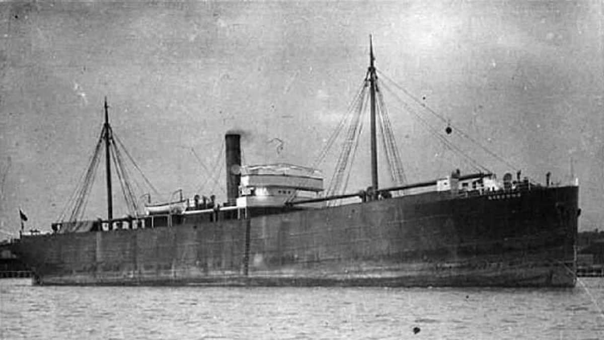 SS Indigirka