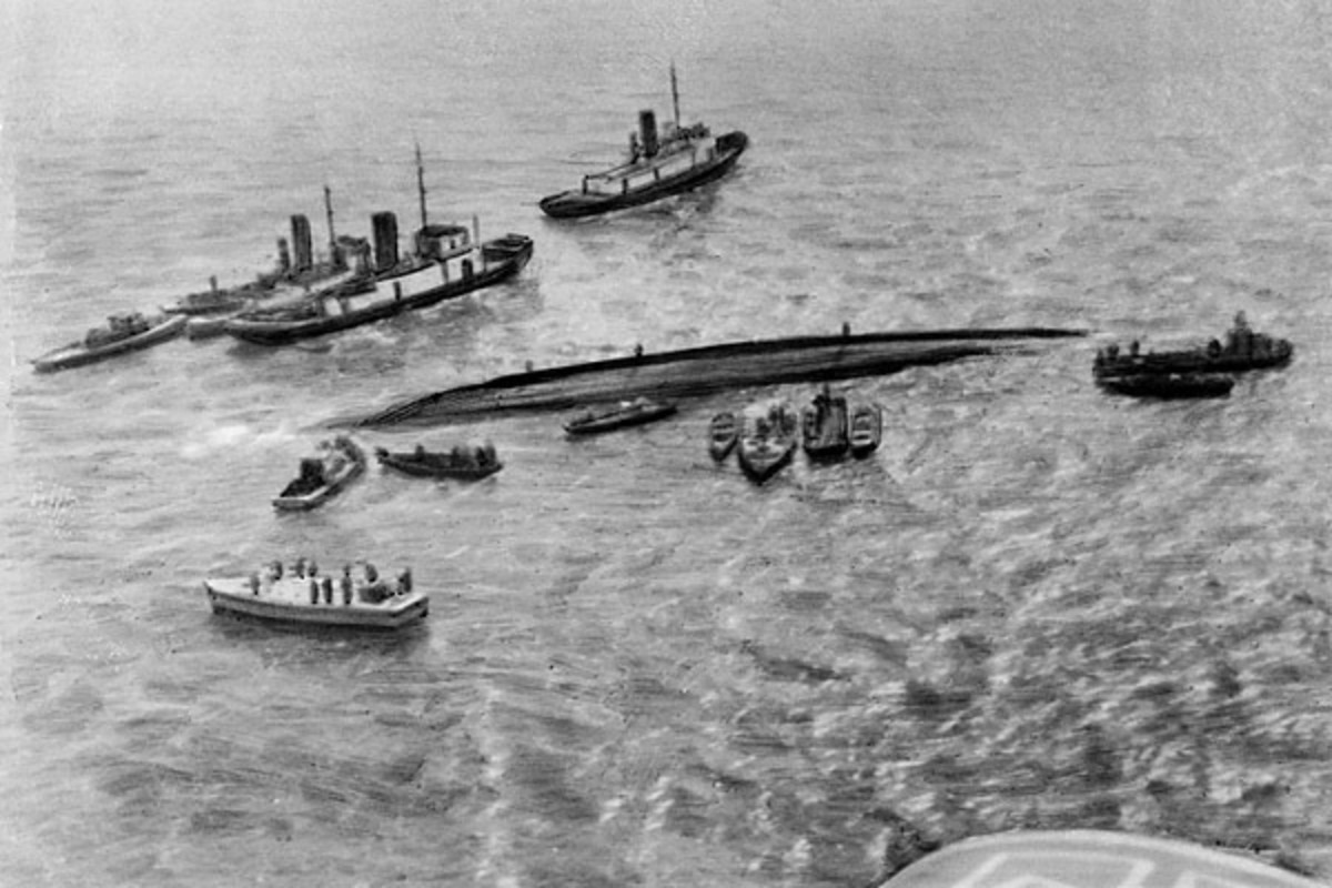 Sinking of the Toya Maru