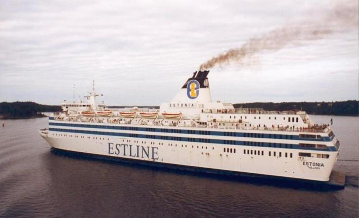 MS Estonia
