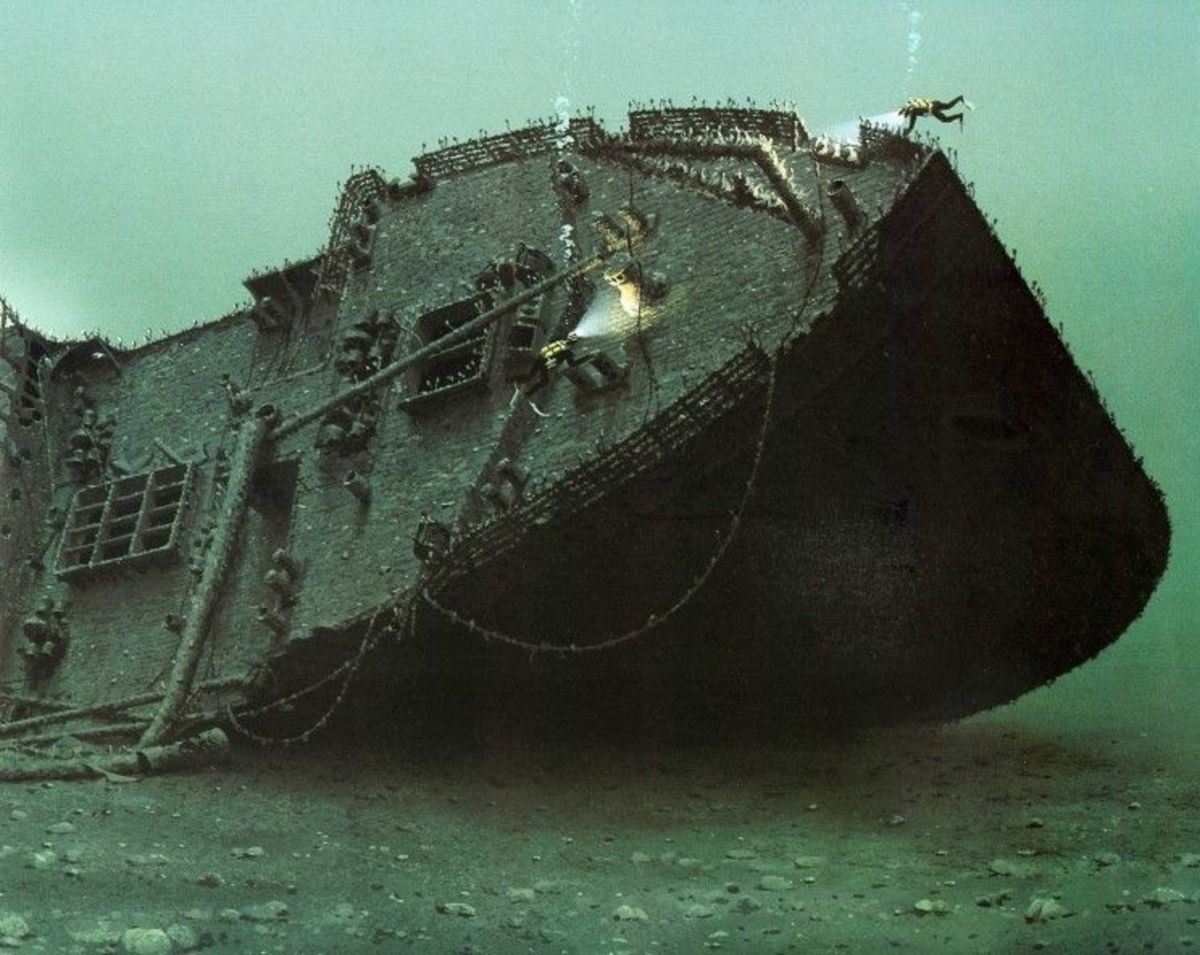 20 Worst Civilian Shipwrecks of the Twentieth Century