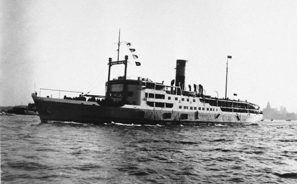 SS Kiangya