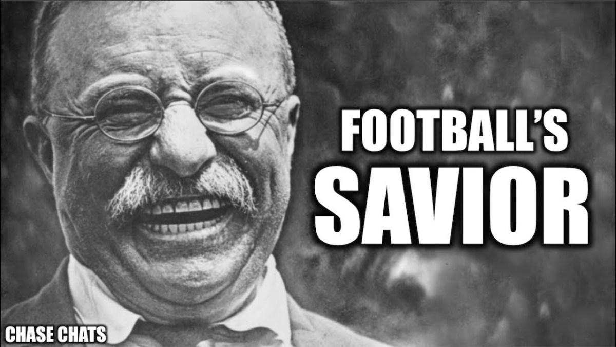 Teddy Roosevelt, Football's Savior