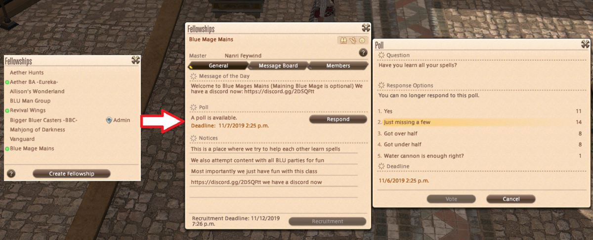 ffxiv-fellowships-overview-review