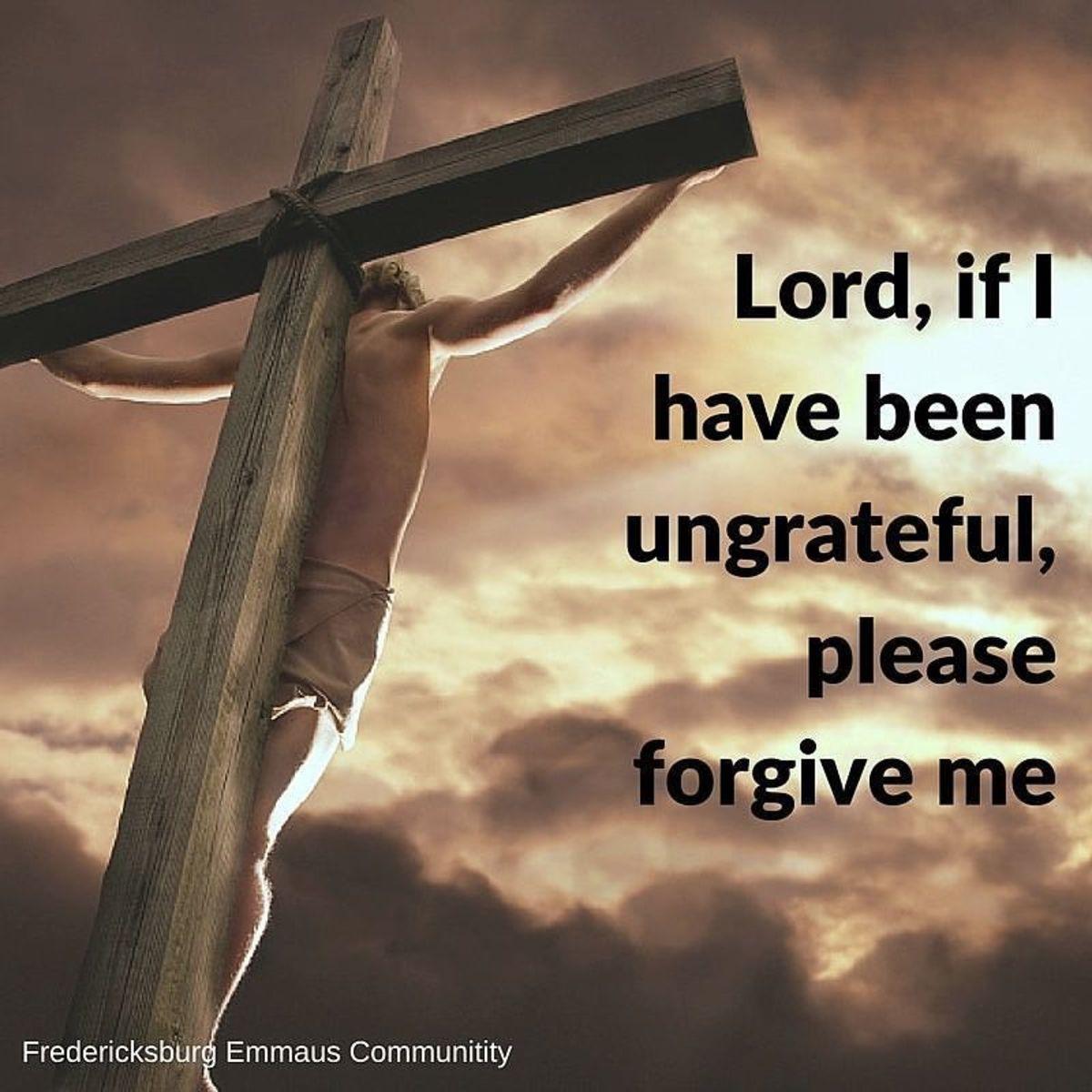 Will God forgive us of repetative sins?