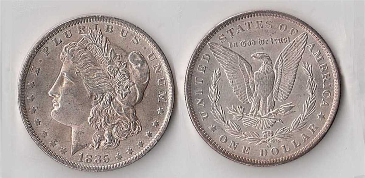 A Collector's Guide to the Morgan Silver Dollar Coins