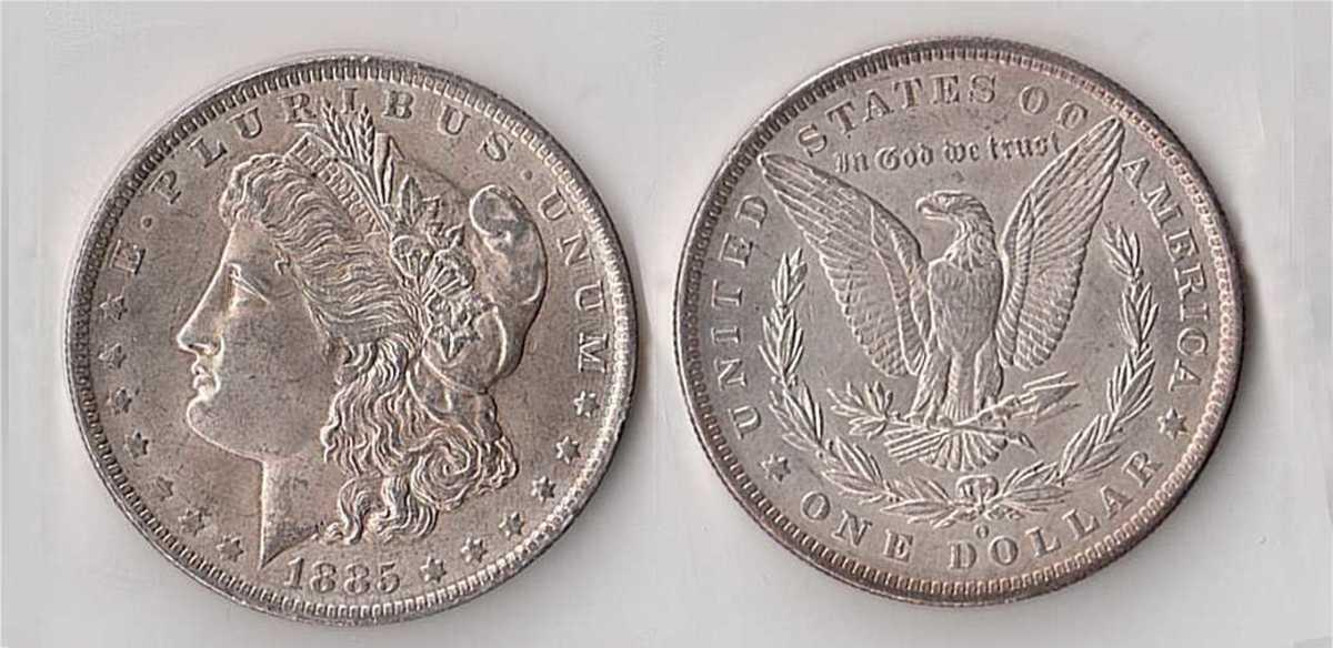 A Collector's Guide to the Morgan Silver Dollar Coins