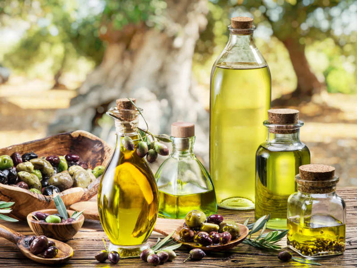 Olive Oil Can help Improve Hair Follicle Health and Ultimately Help Prevent Hair Loss