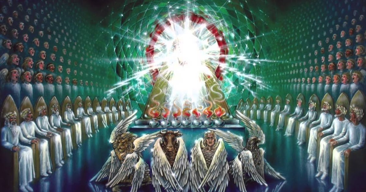 The Diverse Roles Of Heavenly Beings