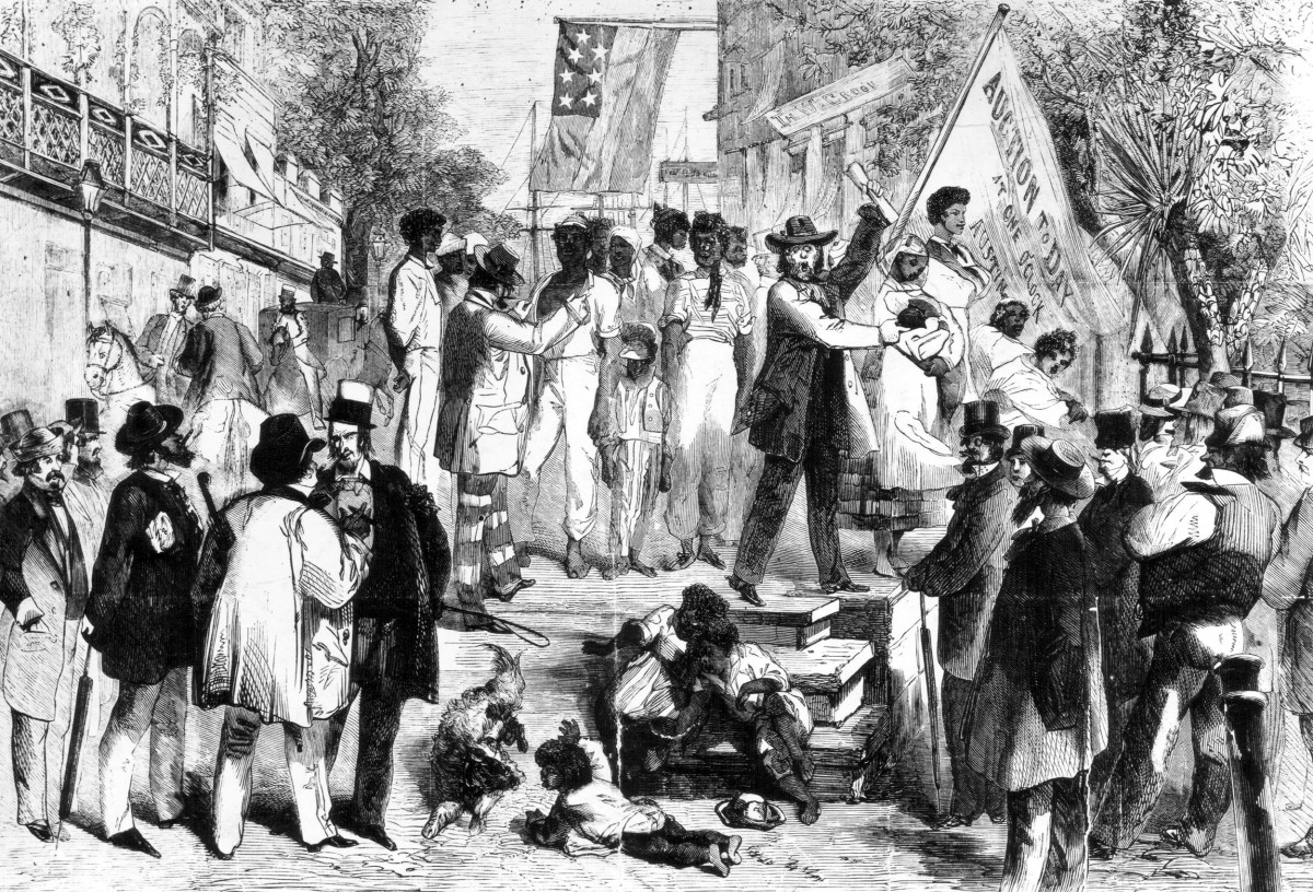 A Popular New Year's Phrase Originated From Slaves Dubbing January 1st as Heartbreak Day