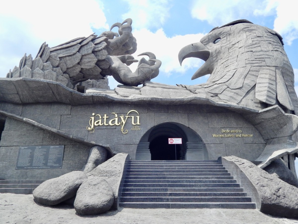 Jatayu - Kerala