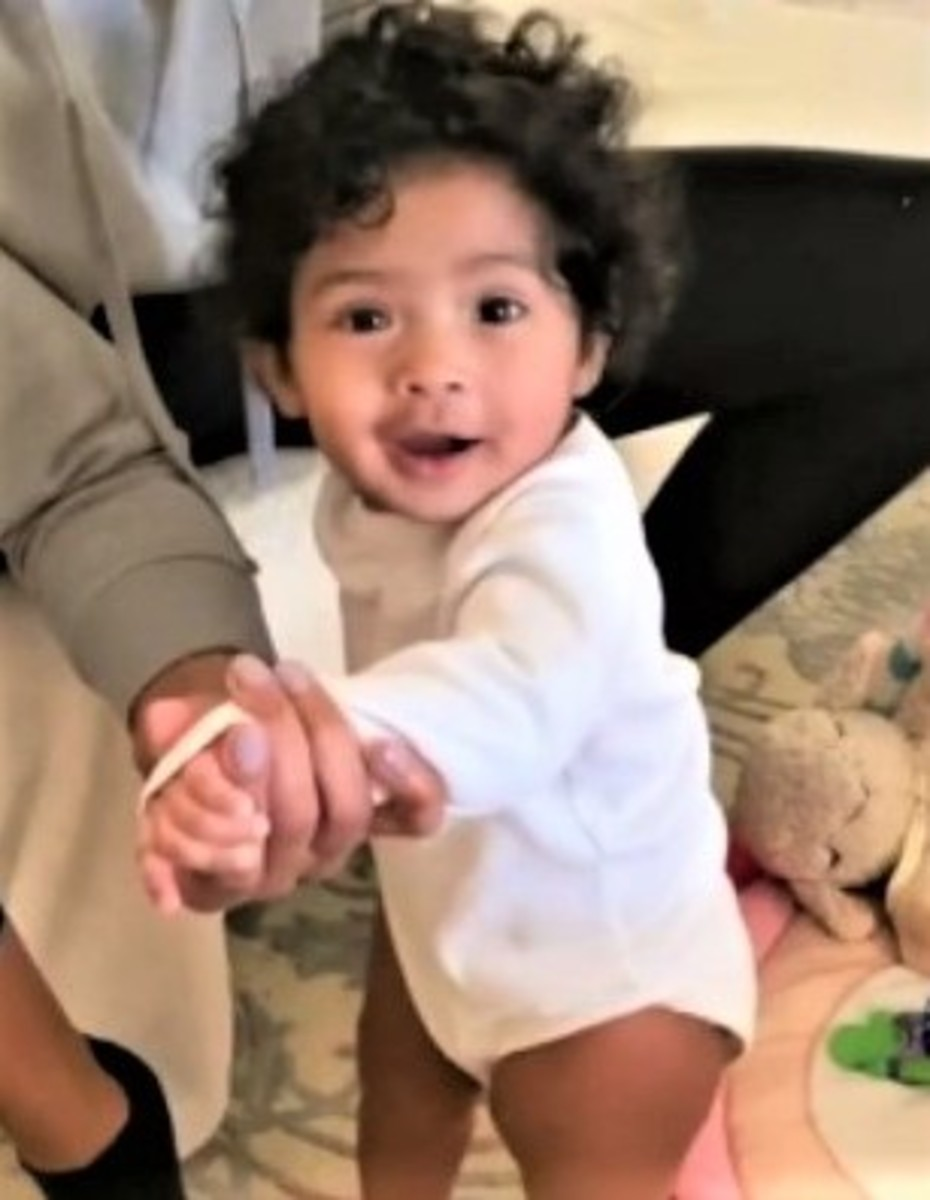 Capri Kobe Bryant is Kobe Bryant's youngest daughter and she was born June 2019.